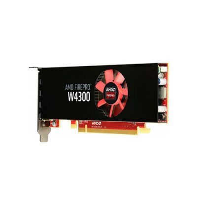 AMD GRAPHICS CARD FIREPRO W4300 4GB GDDR5