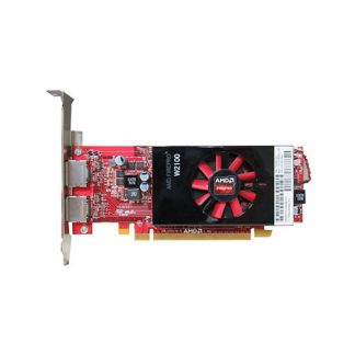 AMD GRAPHICS CARD FIREPRO W4100 2GB GDDR5