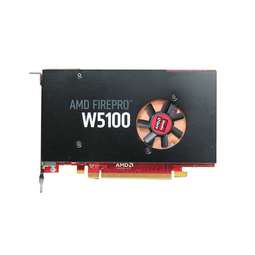 AMD GRAPHICS CARD FIREPRO W5100 4GB DDR5