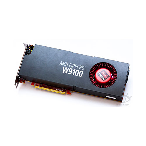 AMD GRAPHICS CARD FIREPRO W9100 16GB GDDR5