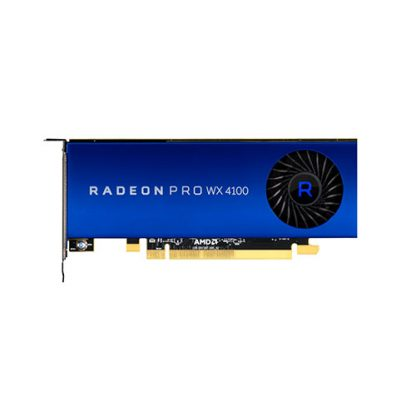AMD GRAPHICS CARD RADEON PRO WX 4100 4GB GDDR5