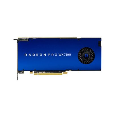 AMD GRAPHICS CARD RADEON PRO WX 7100 8GB GDDR5