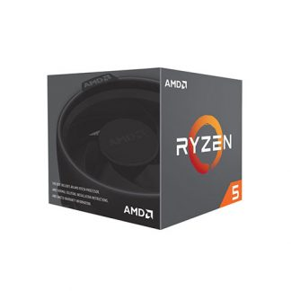 AMD RYZEN 5 2600X 2nd Generation Hexa Core Processor - With Wraith Spire Cooling Solution (AM4 Socket, 19m Cache, Up To 4.2 Ghz)