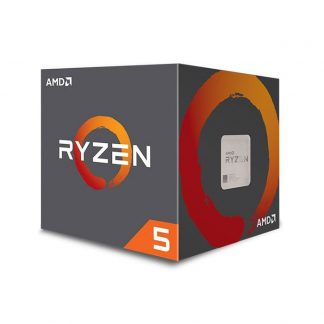AMD RYZEN 5 SERIES QUAD CORE PROCESSOR 1500X - WITH WRAITH SPIRE COOLING SOLUTION (AM4 SOCKET, 18M CACHE, UP TO 3.7 GHz)