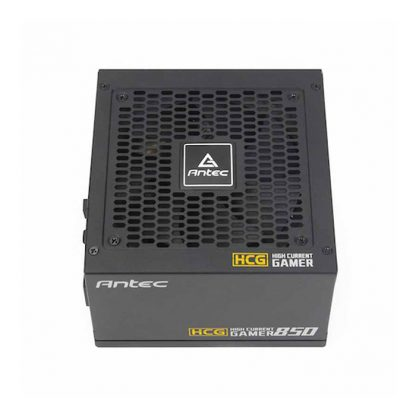 ANTEC HCG-850 Smps - 850 Watt 80 Plus Gold Certification Fully Modular Psu With Active Pfc