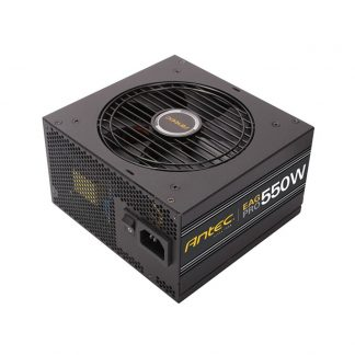 ANTEC SMPS EA550G PRO - 550 WATT 80 PLUS GOLD CERTIFICATION SEMI MODULAR PSU
