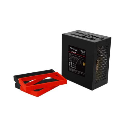 ANTEC SMPS EDG750 - 750 WATT 80 PLUS GOLD CERTIFICATION FULLY MODULAR PSU