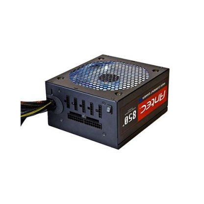 ANTEC SMPS HCG-850M - 850 WATT 80 PLUS BRONZE CERTIFICATION FULLY MODULAR PSU WITH ACTIVE PFC