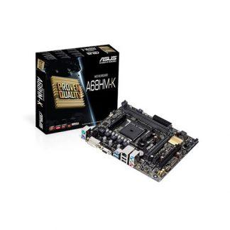 ASUS A68HM-K Motherboard (Amd Socket FM2+/Athlon & A-Series CPU/Max 32GB DDR3-2400MHz Memory)