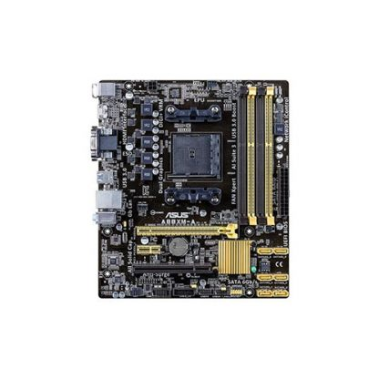 ASUS A88XM-A Motherboard (Amd Socket FM2+/Athlon & A- Series CPU/Max 64GB DDR3-2133MHz Memory)