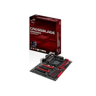 ASUS CROSSBLADE RANGER Motherboard (Amd Socket FM2+/Athlon & A-Series CPU/Max 64GB DDR3-2666MHz Memory)