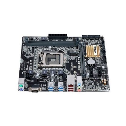 ASUS E3M-ET V5 Motherboard (Intel Socket 1151/7th And 6th Generation Core Series CPU/Max 32GB DDR4-2400MHz Memory)