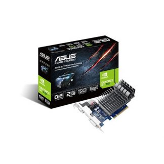 ASUS GRAPHICS CARD GT 710 2GB DDR3