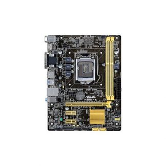 ASUS H81M-V3 Motherboard (Intel Socket 1150/4th Generation Core Series CPU/Max 16GB DDR3-1600MHz Memory)