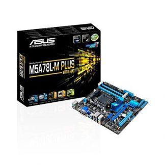 ASUS M5A78L-M PLUS/USB3 Motherboard (Amd Socket AM3+/ FX, Phenom II, Athlon II And Sempron 100 Series CPU/Max 32GB DDR3-2000MHz Memory)
