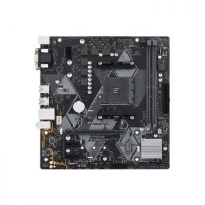 ASUS PRIME B450M-K AMD AM4 MATX MOTHERBOARD WITH LED LIGHTING