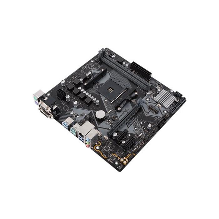 Asus PRIME B450M-K Motherboard