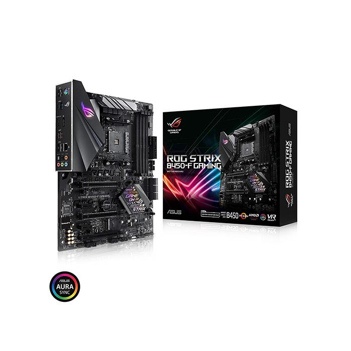 ASUS ROG STRIX B450-F GAMING AMD AM4 RYZEN 2nd GEN MOTHERBOARD
