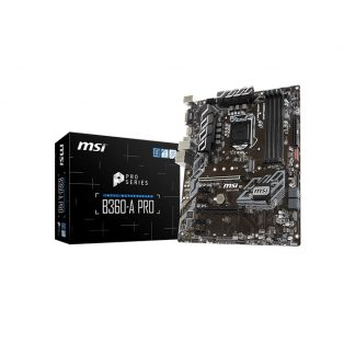 Msi B360-A PRO Motherboard