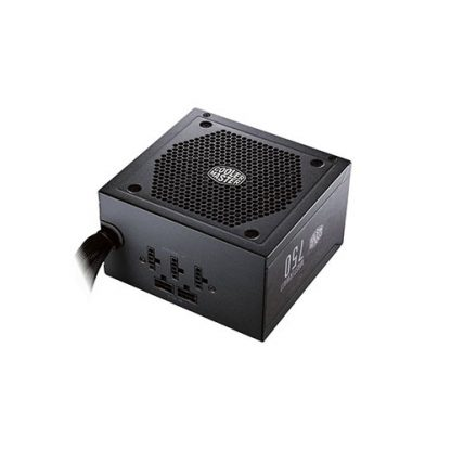 COOLER MASTER MASTERWATT 750W SMPS - 750 Watt 80 Plus Bronze Certification Semi Modular Psu With Active Pfc