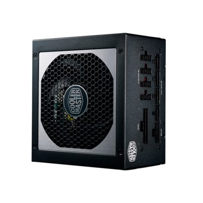 COOLER MASTER SMPS V750 - 750 WATT 80 PLUS GOLD CERTIFICATION FULLY MODULAR PSU WITH ACTIVE PFC