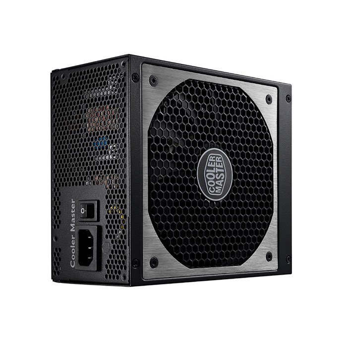 COOLER MASTER V1000 SMPS - 1000 Watt 80 Plus Gold Certification Fully Modular Psu With Active PFC