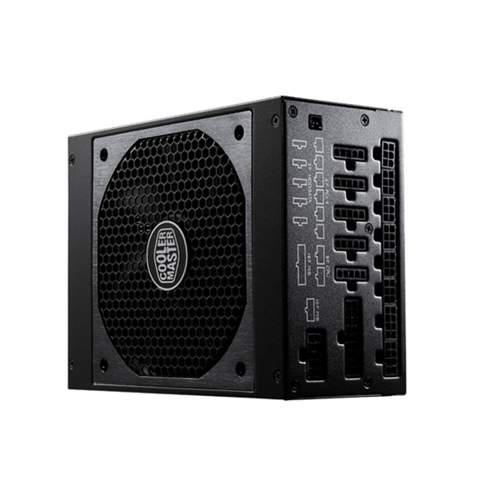 COOLER MASTER V1200 SMPS - 1200 Watt 80 Plus Platinum Certification Fully Modular Psu With Active PFC