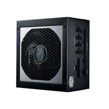 COOLER MASTER V650 SMPS - 650 Watt 80 Plus Gold Certification Fully Modular Psu With Active PFC