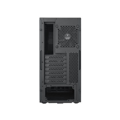CORSAIR 200R (ATX) Mid Tower Cabinet - With Transparent Side Panel (Black)