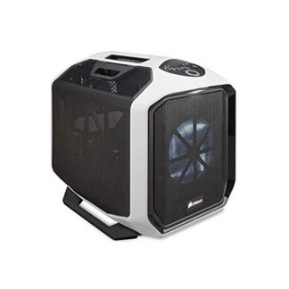 CORSAIR 380T PORTABLE (M-ITX) Mini Tower Cabinet (White)