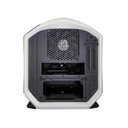 CORSAIR 380T PORTABLE (M-ITX) Mini Tower Cabinet (White)