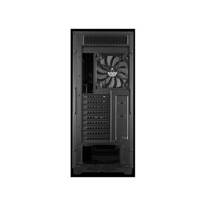 CORSAIR 750D (XL-ATX) Full Tower Cabinet - With Transparent Side Panel (Black)