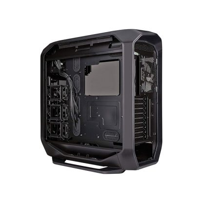 CORSAIR 780T (XL-ATX) Full Tower Cabinet - With Transparent Side Panel (Black)