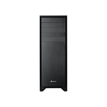 CORSAIR 900D (HPTX) Ultra Tower Cabinet - With Transparent Side Panel (Black)