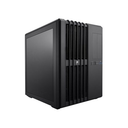 CORSAIR AIR 540 (E-ATX) Mid Tower Cabinet - With Transparent Side Panel (Black)