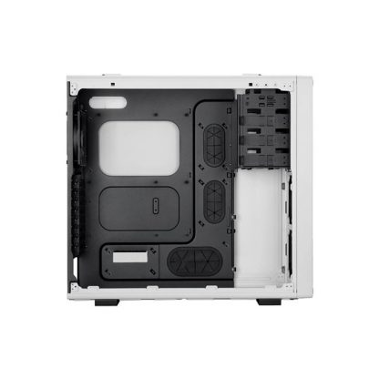 CORSAIR C70 (E-ATX) Mid Tower Cabinet - With Transparent Side Panel (White)