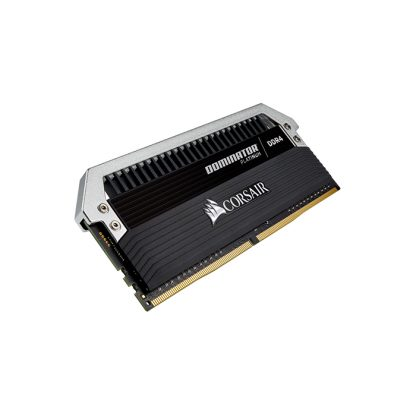 CORSAIR Desktop Ram Dominator Platinum Series - 128GB (16GBx8) DDR4 3000MHz