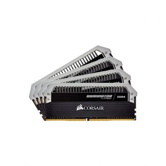 CORSAIR Desktop Ram Dominator Platinum Series - 64GB (16GBx4) DDR4 3000MHz