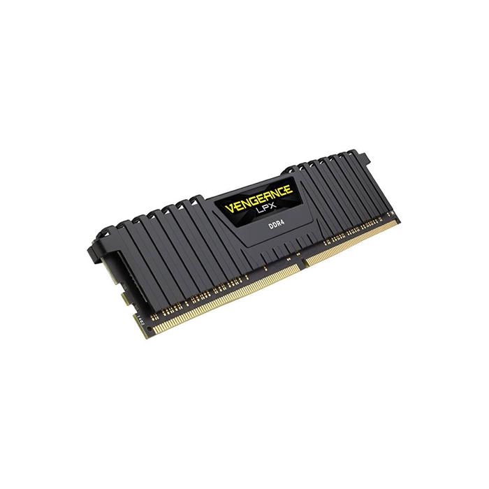 CORSAIR Desktop Vengeance LPX Series - 4GB (4GBx1) DDR4 2400MHz Black RAM (CMK4GX4M1D2400C16)