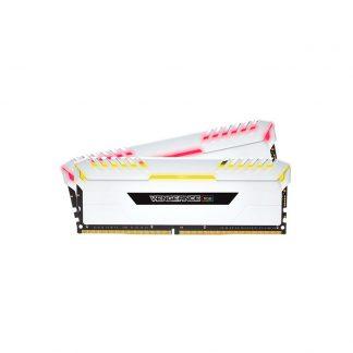 CORSAIR Desktop Ram Vengeance RGB Series - 16GB (8GBx2) DDR4 3000MHz RAM (CMW16GX4M2C3000C15W)