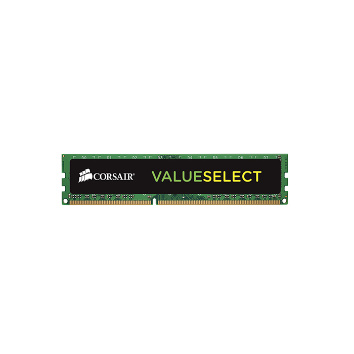 CORSAIR Desktop Ram Value Series - 4GB (4GBx1) DDR3 1600MHz
