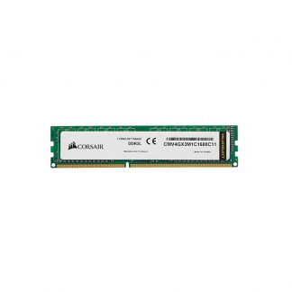 CORSAIR Desktop Value Series - 4GB (4GBx1) DDR3L 1600MHz RAM (CMV4GX3M1C1600C11)