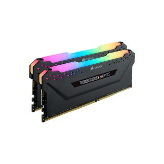 CORSAIR Desktop Ram Vengeance RGB Pro Series - 16GB (8GBx2) DDR4 3200MHz