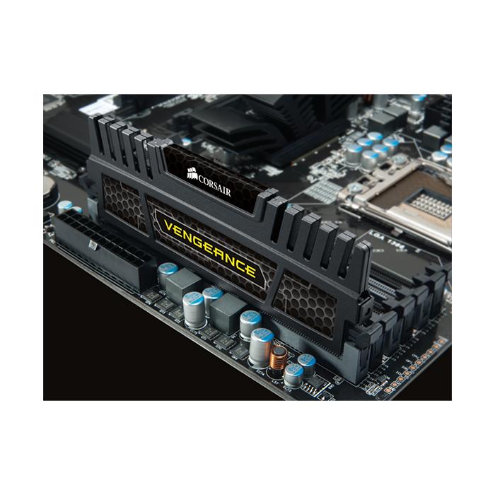 CORSAIR DESKTOP RAM VENGEANCE SERIES - 4GB (4GBx1) DDR3 1600MHz