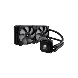 CORSAIR H100i All In One 240mm Liquid Cooler