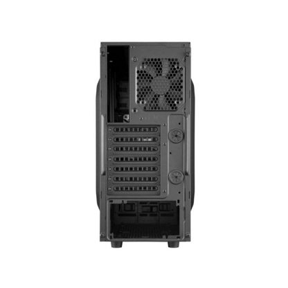 CORSAIR MID TOWER CABINET (ATX) - SPEC 3 WITH TRANSPARENT SIDE PANEL LED (WHITE)