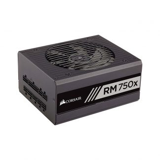 CORSAIR SMPS RM750X - 750 WATT 80 PLUS GOLD CERTIFICATION FULLY MODULAR PSU