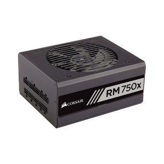 CORSAIR SMPS RM750X - 750 WATT 80 PLUS GOLD CERTIFICATION FULLY MODULAR PSU
