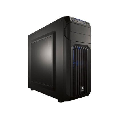 CORSAIR SPEC 1 (ATX) Mid Tower Cabinet - With Transparent Side Panel (Blue)