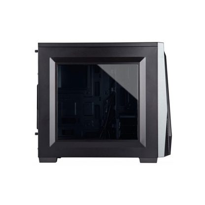 CORSAIR SPEC 4 (ATX) Mid Tower Cabinet - With Transparent Side Panel (Black/Grey)
